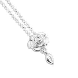 Mini Rose Pendant